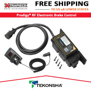 Tekonsha Prodigy Rf Electronic Brake Control Proportional For 1 3 Axle Trailer