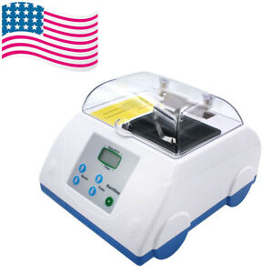 Hl ah G8 Dental Amalgam Capsule Mixer High Speed Electric Amalgamator 110v