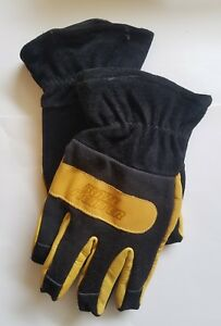 Blaze Fighter Size 2xl Firefighters Gloves Xxl Made With Kevlar Cowhide