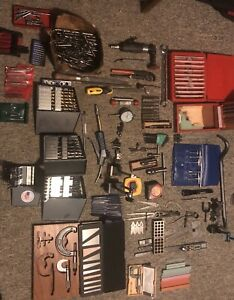 Large Misc Lot Of Machinist Tools