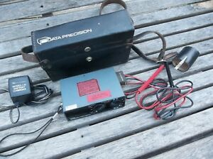 Data Precision 245 Multi meter Western Electric Complete Working