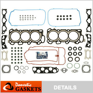 Fits 08 17 Honda Odyssey Accord Acura 3 5l Head Gasket Set J35y1 J35z3 J35z2