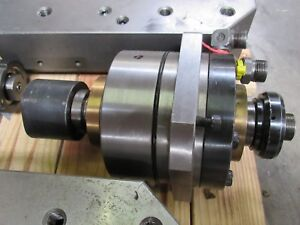 Tool Releasing Assembly Parts From Kitamura Mycenter H400
