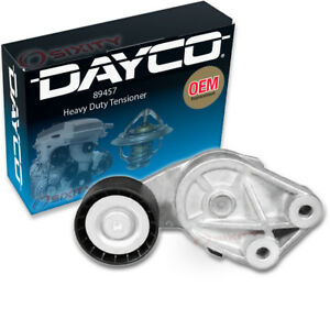 Dayco 89457 Heavy Duty Tensioner Idler Pulley Pump Accessory System Zm