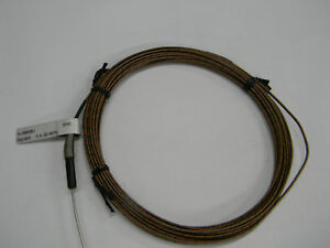 Bacharach Model 300 Type J Thermocouple 24 0475 F4