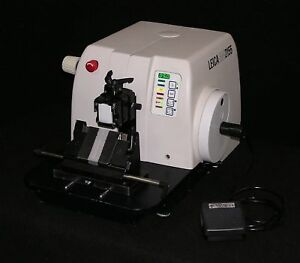 Leica Model Rm2155 Motorized Microtome Fully Reconditioned
