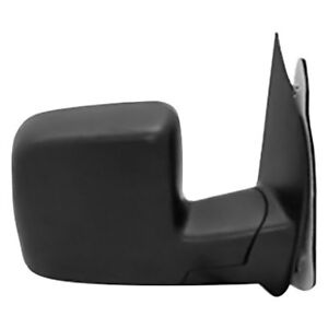 Ford Econoline 02 06 Passenger Side Power View Mirror Non Heated Foldaway