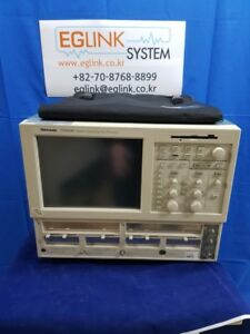 Tek Tds8200 Oscilloscope Digital Mainframe Only