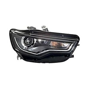 For Audi S6 2013 Hella 011150401 Passenger Side Replacement Headlight