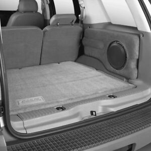 Honda Pilot 2008 2009 Lund 614871 Catch all Gray Cargo Liner Behind 3rd Row