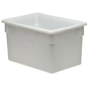 Cambro 21 5 gallon Food Storage Box
