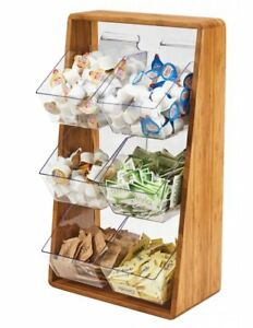 Cal mil 6 Section Condiment Holder