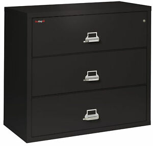 Fireking 3 drawer Lateral File Cabinet