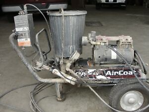 Capspray Paint Sprayer Air Assisted Airless Has Electorstatic Kit Included