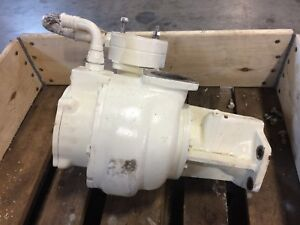 New Caterpillar 3500b Series Marine Auxiliary Water Pump