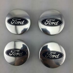 Oem Set Of 4 Ford Taurus Expedition F150 15 17 fl341a096 Center Caps