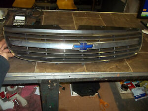 2000 2001 2002 2003 2004 2005 Chevrolet Malibu Grille Vin N Classic