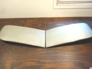 Rat Rod Sunvisor Panels Only Fulton Dieterich Casco Chevy Ford Mopar V260