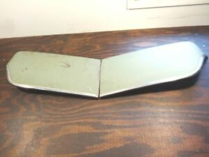 Rat Rod Sunvisor Panels Only Chevy Ford Mopar Fulton Dieterich Casco V264
