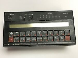063 0171 704 Used Raven Scs 460 Controller