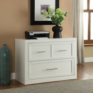 Parker House Furniture 2 Drawer Lateral Filing Cabinet