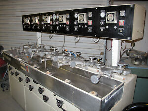 R Howard Strasbaugh 6ur 6 Polishing Machine