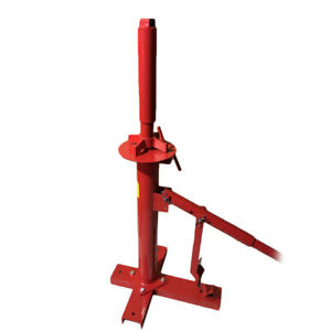 Manual Portable Hand Tire Changer Bead Breaker Tool Red Manual Tire Tool