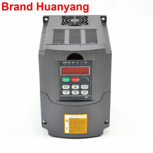Used Hy Brand Variable Frequency Drive Inverter Vfd 2 2kw 110v 3hp