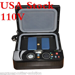 Usa Freesub 3d Sublimation Transfer Vacuum Heat Press Machine For Phone Cases