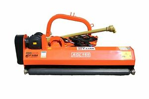 Ditch Bank Flail Mower 65 Cat i 3 Point 40hp 65hp W hammer Blades fh agl165