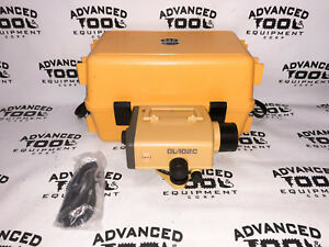 Topcon Dl 102c 30x Digital Electronic Auto Automatic Level Dini