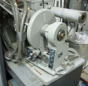 Phillips X ray Goniometer fluorescence xrf System And Detector Control Console