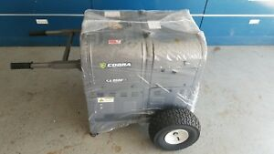 Cobra M 9500 Manual Start Portable Gas Powered Generator