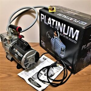 Jb Industries Platinum Dv200n 7cfm 1 2 Hp Vacuum Pump