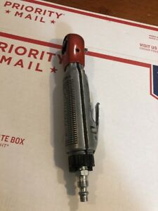 Snap on Far25a 1 4 Drive Heavy Duty Air Ratchet Excellent Condition