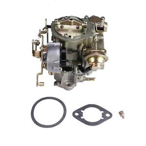 Carburetor 1 Bbl Rochester For Chevy R20 Gmc V6 250 292 W Choke Thermostat