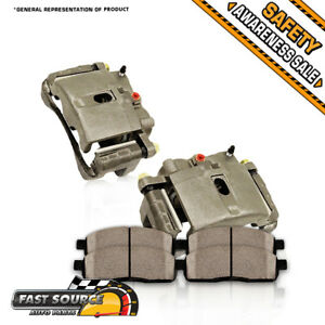 Rear Oe Brake Calipers And Pads 2004 2007 Ford Freestar