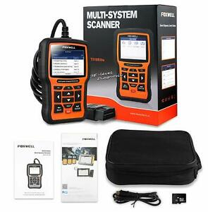Foxwell Nt510 Elite For Bmw Obd2 Abs Srs All System Diagnostic Tool Nt520 Nt530