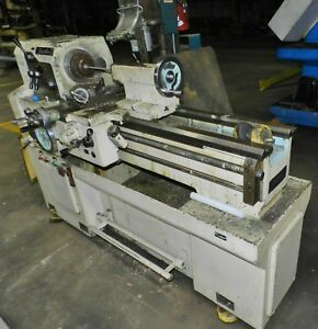 Cadillac 14 X 28 Gap Bed Lathe 1428g