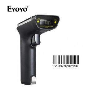 Ey 007s Laser Handheld 1d Barcode Bar Code Scanner For Win7 8 10 xp Mac Os X