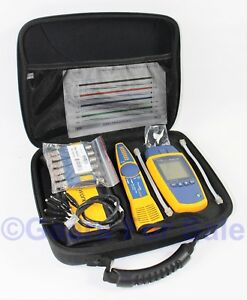 Fluke Networks Ms2 Kit Network Cable Tester Kit With Probe Microscanner 2