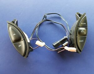 95 04 Ford Mustang Steering Wheel Cruise Control Switches Very Nice