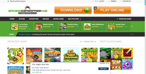 Established Game Website Turnkey Gaming Business For Sale bonus 100k Emails