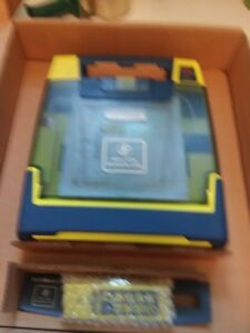Cardiac Science Powerheart Aed Training Unit W pad 180 5021 001 Great Condition