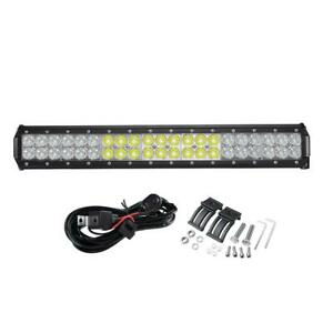 20inch 294w Cree Led Work Light Bar Spot Flood Offroad Jeep Truck 4wd Suv 22 24