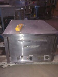 Bakers Pride Double 2 Deck Counter top Electric Commercial Pizza Oven