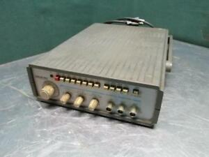 Wavetek Fg2a 0 2hz To 2mhz Function Generator