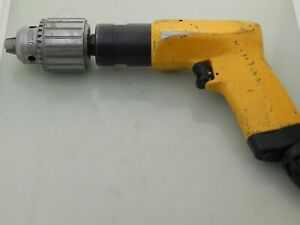 Atlas Copco Pistol Grip Air Drill 950 Rpm Aircraft Tool