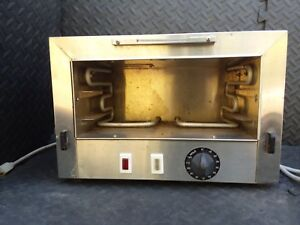 Graham Field 200 Dry Heat Clave Dental Tattoo Sterilizer As Is For Parts Repair