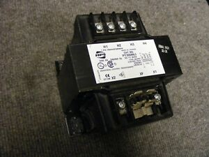 Hammond Power Solutions Transformer Cat No Pt300mli 460 230 208 To 115vac